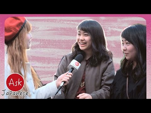 What language do Japanese want to learn? Ask Japanese girls what language to master