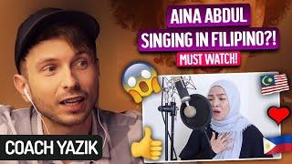 Download YAZIK reacts to PANGAKO SA YO - Aina Abdul