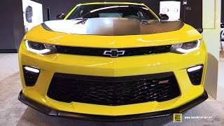 2017 Chevrolet Camaro SS - Exterior and Interior Walkaround - 2017 Montreal Auto Show