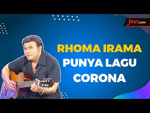 Rhoma Irama Bikin Lagu Terinspirasi Virus Corona