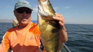 Рыбалка в Бурятии, Гусиное озеро
