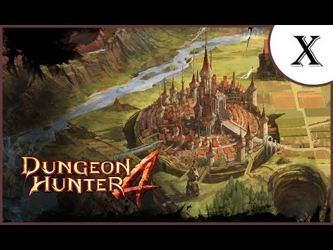 Dungeon Hunter 4 (v1.6.0m) The Crimson Tronghold Mystery [720p]
