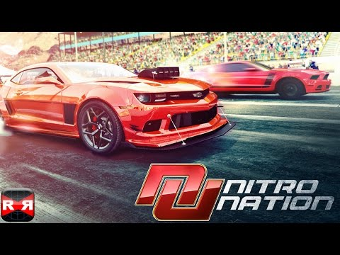 Nitro Nation Online (By Osauhing Creative Mobile) - iOS / Android - Gameplay Video