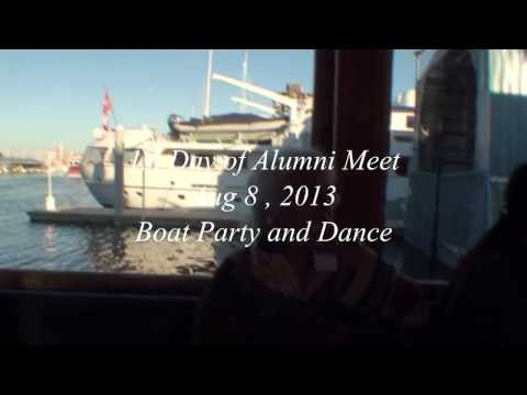 Patiala Alumni 2013 Vancouver  Boat Party and 2nd day Evening Program
