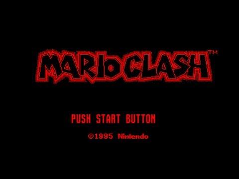 Virtual Boy Longplay [11] Mario Clash (3D)