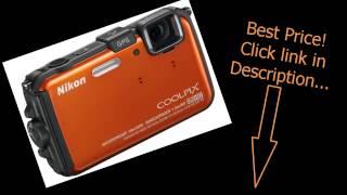 Nikon Coolpix AW100 16MP Digital Camera - Best Deal