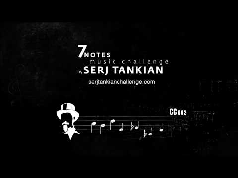 Living a lie (Serj Tankian's 7 notes challenge / creative armenia)