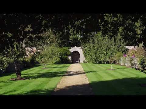 Parham House & Gardens Aerial Film