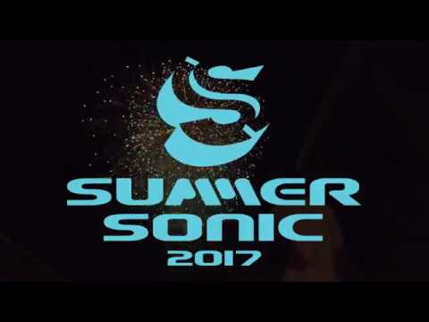 SUMMER SONIC 2017 After Movie