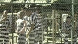 """Joe Arpaio transfiere a mas de 200 presos """"indocumentados"""" a una carcel al aire libre."""