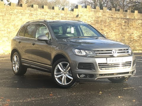 2014 Volkswagen Touareg 3.0 V6 R-Line Bluemotion Tech For sale at Peter Watson (Skipton) Ltd