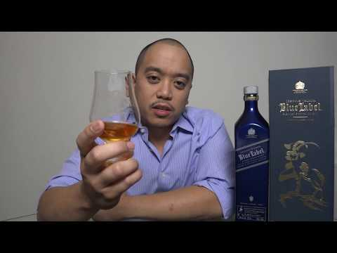 Nose2Finish Johnnie Walker Blue Label Year Of The Ram 43% ABV Blended Scotch Whisky Review