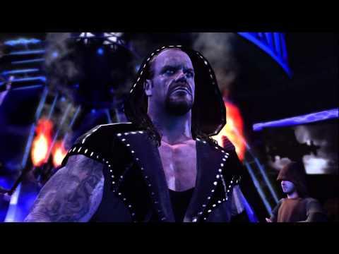 Undertaker Entrance HD - WWE 12 -