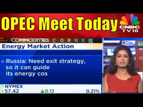 Crude Oil Steady Ahead of OPEC Meeting | Open Exchange | CNBC TV18