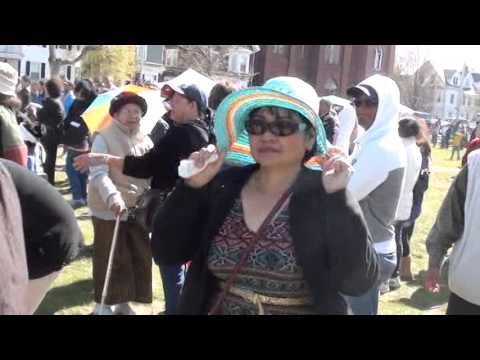 Khmer late happy new year April 30th 2016,at Common st Park Lynn Ma,USA