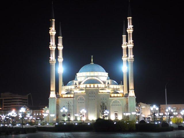 Туристический маршрут по Чечне