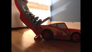 T Toy Reviews Ty Cars 1 Racing Tournament!