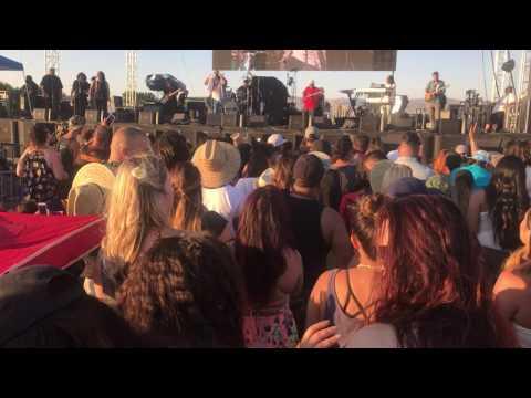 George Fiji Veikoso Island Reggae Festival Santa Clara FairGrounds San Jose 2017