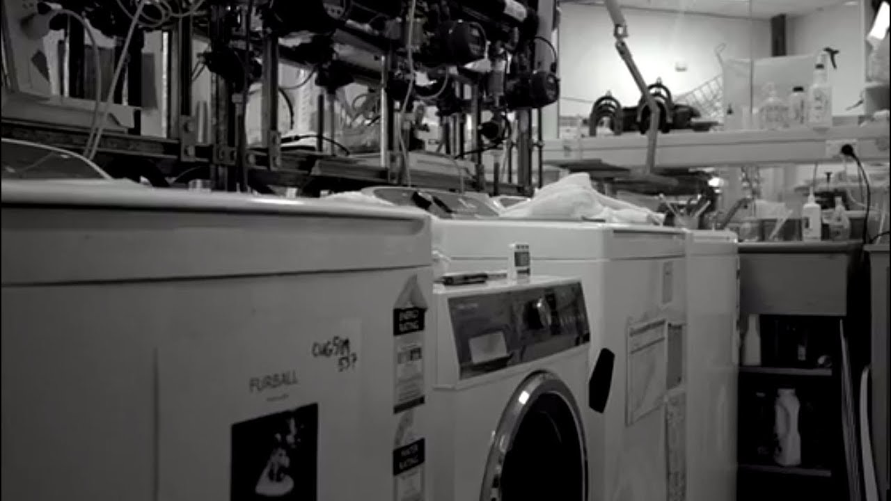 how to clean fisher and paykel front loader washing machine