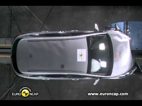 Euro NCAP Hyundai i40 2011 Crash test