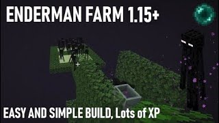 Tutorials Enderman Farming Official Minecraft Wiki