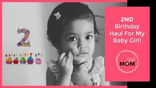 Two - Year- Old - Baby Girl Birthday Gift Ideas || Toddler Gift Ideas