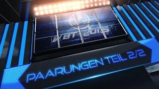 VBT 2015: Paarungen 16tel-Finale Teil 2