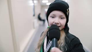 Интервью на «Кубке Легенд» в Лужниках #SaidaProduction
