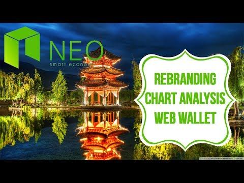 😁 NEO Rebranding | Chart Analysis | WEB WALLET!📈