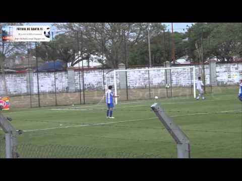 Colón 3  - La Salle 1 (gol Fernando Bertozzi, 1 a 1 La Salle)