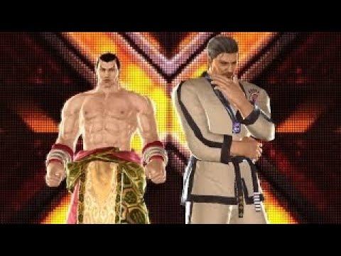 Tekken Tag Tournament 2 [ Baek vesves Feng ] Arcade Battle