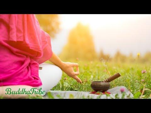 Deep Relaxation, Relaxation Music, Mantras Spiritual Yoga, New Age Music Meditation ☆BT4