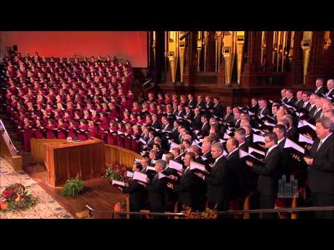 Now Thank We All Our God - Mormon Tabernacle Choir