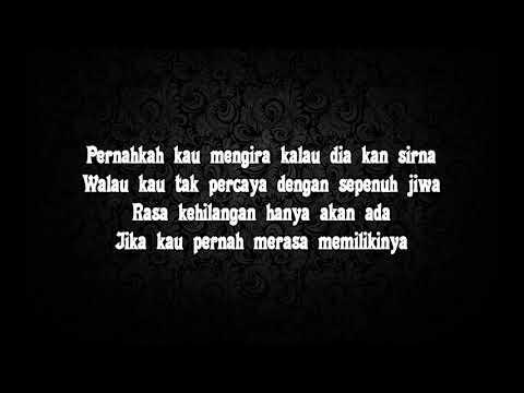 Letto - Memiliki Kehilangan (lirik)