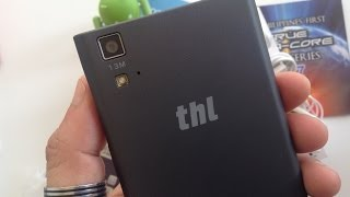 ThL T100S Unboxing Video and Hands-On | Taragis.Com