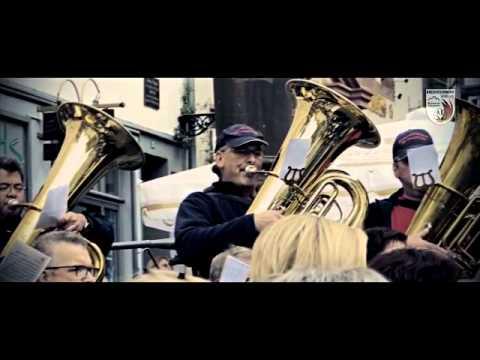 Musik Flashmob Kreisfeuerwehrverband