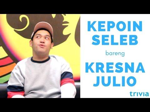 Kepoin Kresna Julio, Emon Masa Kini yang Super Ngegemesin!