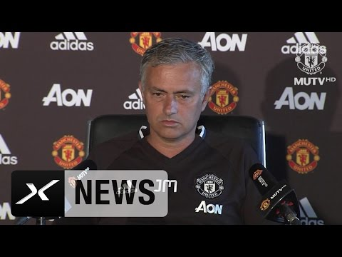 "Jose Mourinho: ""Eine gute Europa League-Gruppe""   Manchester United   Premier League"