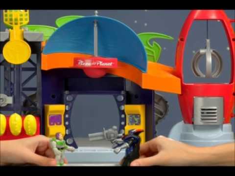 Linha Imaginext Toy Story Mattel na Kids e Cia