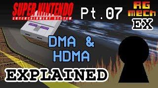 DMA & HDMA - Super Nintendo Entertainment System Features Pt. 07
