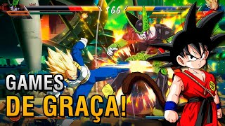 6 Games DE GRAÇA de DRAGON BALL para Android/IOS – feat. Piccolo Neto