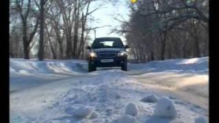 Lifan Breez зимний тест (autoliga.tv)