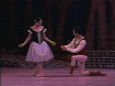 Giselle/ 5 bailarinas del ballet Nacional de Cuba IAct