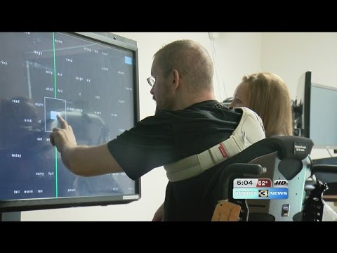 New technology helping stroke victims recover