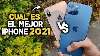 ¿Cuál es el mejor iPhone para comprar en 2021? iPhone Xs Max VS iPhone 12 PRO MAX