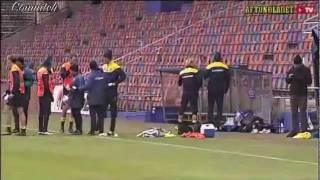 Himovic Kicking All His Teammates