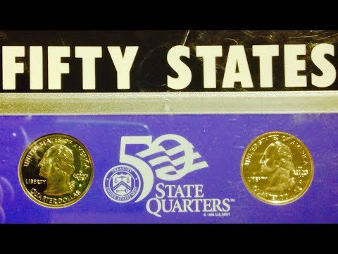What Your 50 State Quarters Are Worth Today