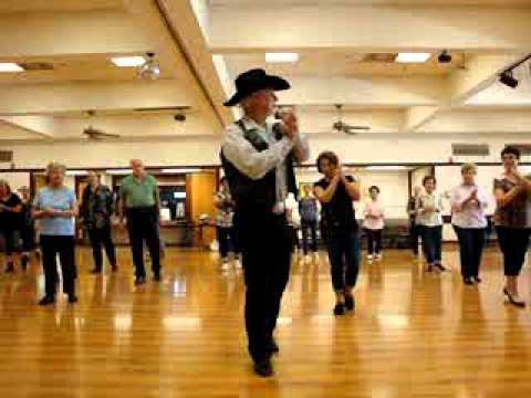American Kids ( Line Dance )  Walkthrough