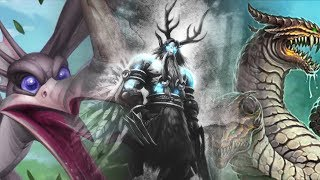 Never Stop the Smorc ! (druide aggro par Marmotte)