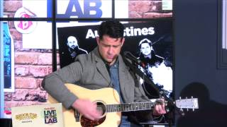 """RadioBDC Live in the Lab: Augustines perform """"Hold Onto Anything"""""""